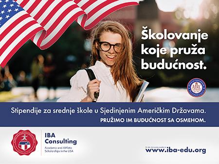 Bilboard kampanja IBA Consulting